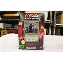 Magic the Gathering, Commander, Open Hostility Box– Four-Color, 100-Card Deck