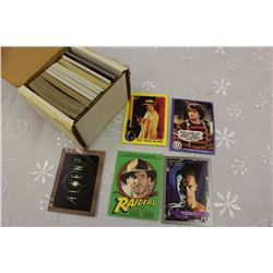 Lot of TV & Movie Collector Cards