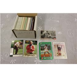 Lot of Olympic Games, Golf, Curling & Tennis Cards