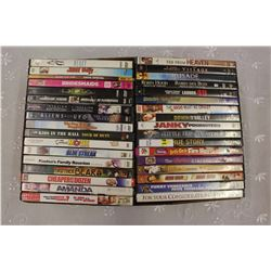 Lot of DVD Movies: New & Used
