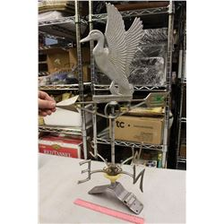 Ducks Unlimited Weather Vane
