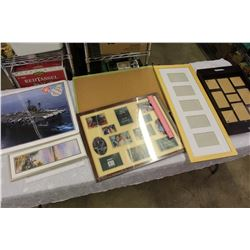 Lot of Frames (6)