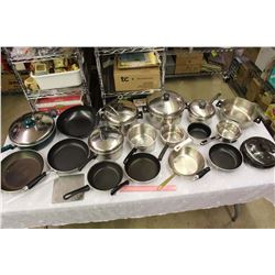 Huge Lot of Pots and Pans