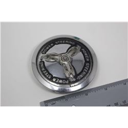 Power Steering Case Eagle Emblem