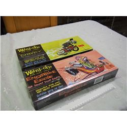 Pair Of Sealed Hawk Classics Weirdohs Models