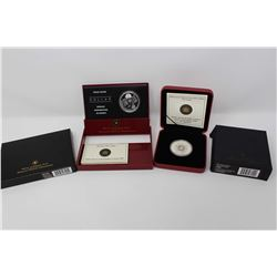 RCM Coins (2): 2004 Special Edition Proof Silver Dollar- Poppy