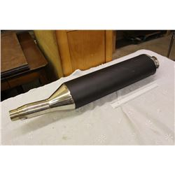 Triumph Motorcycle Exhaust Silencer