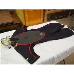 Body Glove Wetsuit, Mens Medium Size