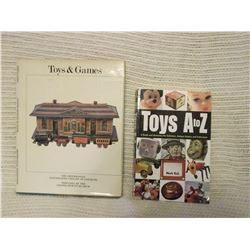 Toys And Games Guide Books