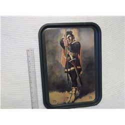 75th Anniversary Robin Hood Foods Metal Tray (1984)