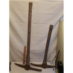 Pair Of Pickaxes
