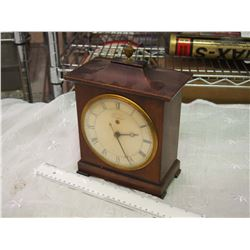Early Electric Mantle Clock