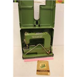 Vintage Elna Sewing Machine