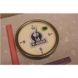 Wacker Wall Clock (Battery Operated)