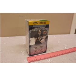 Sealed Box of 2013-14 Upper Deck Artifacts Hockey Cards