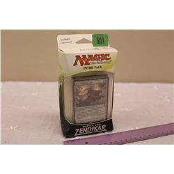 Sealed box of Magic, The Gathering Cards: Battle For Zendikar