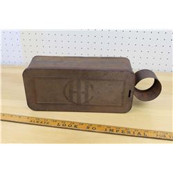 IHC International Harvester Steel Tool Box