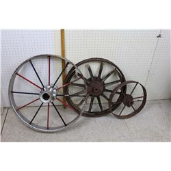 Antique Wheels (3)