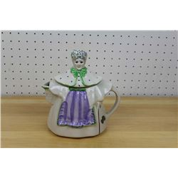 """Granny Anne"" Shawnee Pottery Teapot"