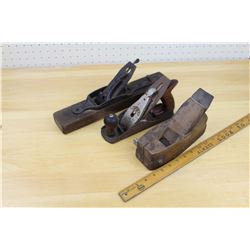 Antique Wood Planes (3)