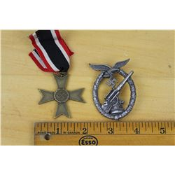 Reproduction Nazi Medals (2)