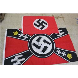Reproduction Nazi Flags (2)