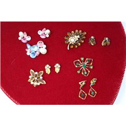 1950s Brooch Sets (4)