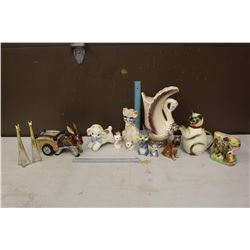 Lot of Animal Related Decorations