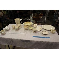 Lot Of Vintage Dishware