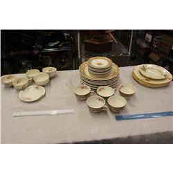 Lots Of Partial Dishware Sets (3)
