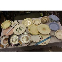Lot Of Vintage Misc. Dishware