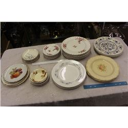 Lot Of Misc. Vintage Dishware
