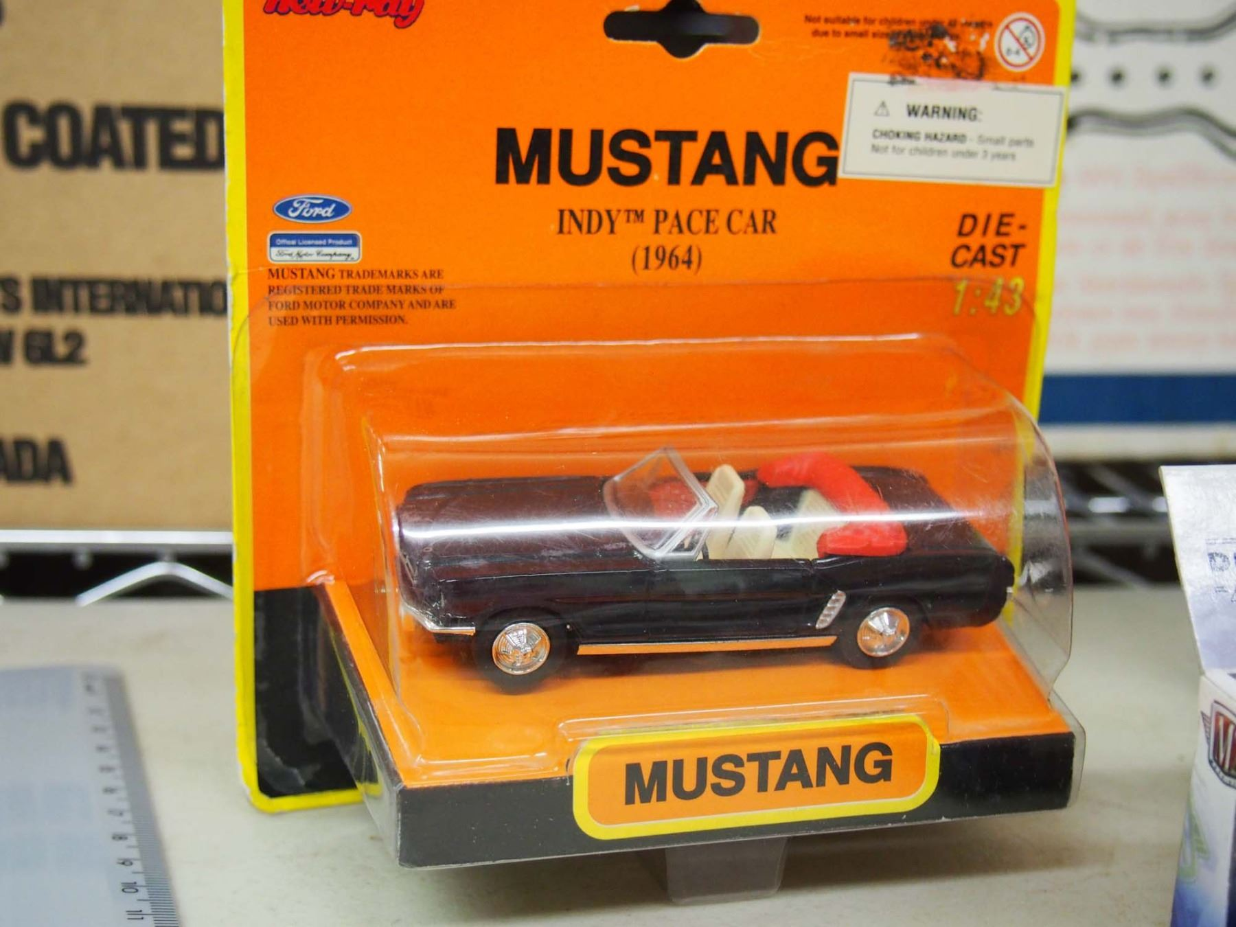 Mustang 1 43 Diecast Cars 2 W 64 1953 Ford Crestline Victoria Parts