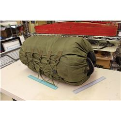 Sleeping Bag With Valise