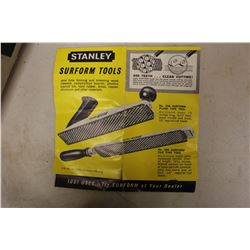 Boxed Stanley 4 Piece Carpenter Set
