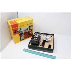 Hawkeye Brownie Camera with Flash in Original Box