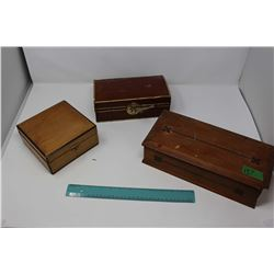 Jewelry Chests (3)