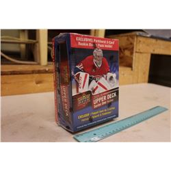 Sealed Box of 2015-16 Upper Deck Series 1 Hockey Cards, 12 Packs
