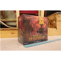 Magic The Gathering, Hours of Devastation Bundle Box