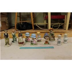 Lot of Decorative Figures (10)