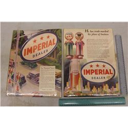 Imperial Oil Advertisements (2)