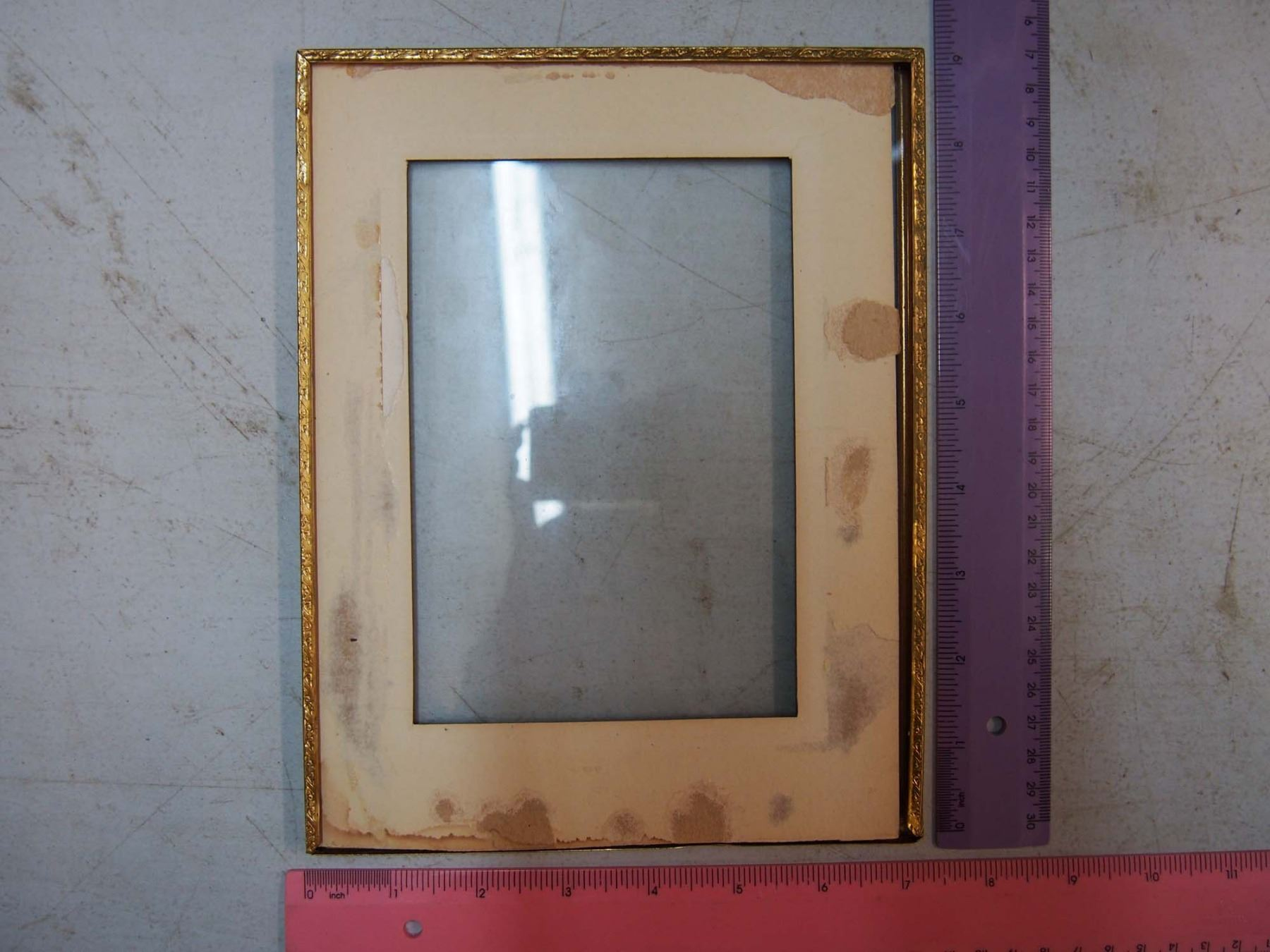 1950\'s Picture Frame