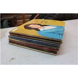 Lot of LP Records