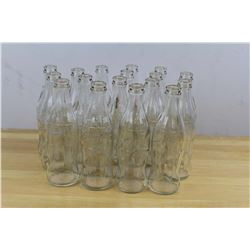 Vintage Coke Bottle Lot (17)