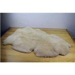 Vintage Canadian Made Spring Lamb Skin