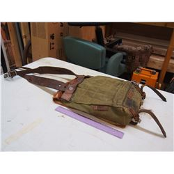 WW2 German Army Tornister, Backpack, Dated 1937