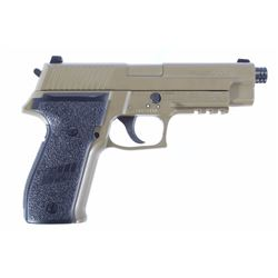 Sig Sauer P226 .177-Cal CO2 Dark Earth Air Pistol