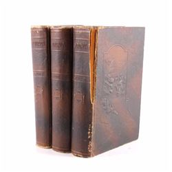 Montana The Land and The People Three Volume Set