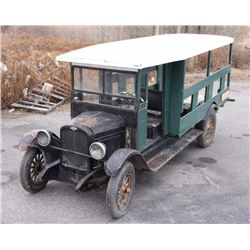 1927 Chevrolet Delivery 1 Ton Truck