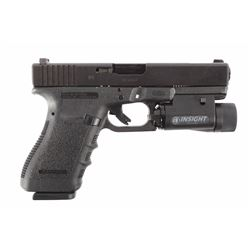Glock 20C 10mm Auto Semi Auto Pistol w/Light